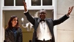 Interview du Dr. Denis Mukwege après la remise du Prix Nobel