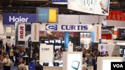 Consumer Electronics Show u Las Vegasu