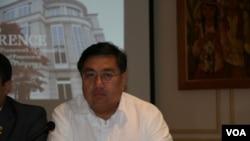 菲律賓外交部助理部長卡洛斯.索雷塔
