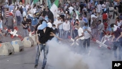 Sukob bezbednosnih snaga i demonstranata u Libanu