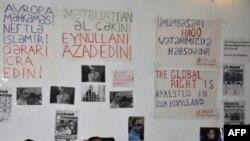 Jurnalistlər Eynulla Fətullayevin həbsdən azad edilməsini tələb edir