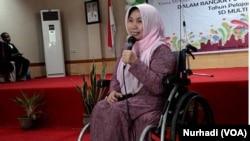 Anni Juwairiyah (foto: VOA/Nurhadi)