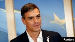 Pedro Sanchez anuncia Governo