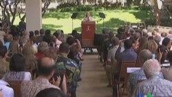 2011-11-11 粵語新聞: 美國務卿就貿易和人權問題向中國施壓