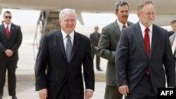 Міністр оборони США Роберт Ґейтс на Близькому Сході
