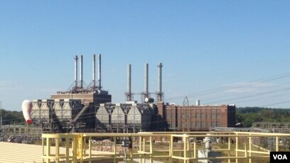 Less Energy Now Produced by Coal in US South
