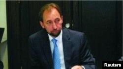 Komîserê Bilind yê Mafên Mirovan li UN, Zeyd Raad əl-Hüseyn