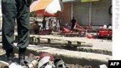 ۱۲ غیر نظامی افغان در انفجار بمب های کنار جاده ای کشته شدند
