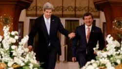Kerry In Turkey