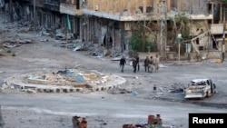 敘利亞境內局勢仍然動盪