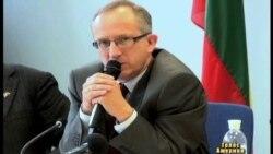 Між ЄС та Україною немає довіри - Томбінський