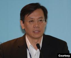 台湾安全研究中心主任刘复国