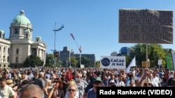 Ekološki ustanak u centru Beograda