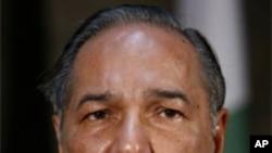 아흐메드 무크타르 파키스탄 국방장관 (자료사진)