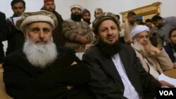 مذاکرات تحریک طالبان با نمایندگان حکومت پاکستان