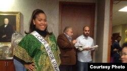 Alisha Moreira, candidata Miss Africa Utah 2016