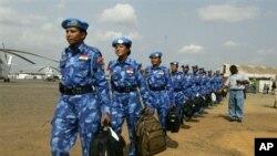 Liberia peacekeepers