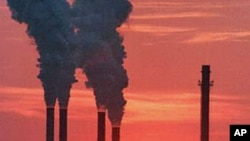 This sugar factory is shown at dawn, in Clewiston, Florida, November 1997. (file photo)
