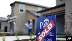 Паѓаат цените на домовите во САД
