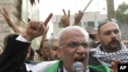 巴勒斯坦人要求定都東耶路撒冷。