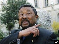 Le président de la Commission de l'Union africaine, Jean Ping (archives)
