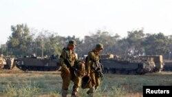 فلسطینی سرحدی فورس نے 10 اگست کو بھی فائرنگ کر کے 4 فلسطینیوں کو ہلاک کیا تھا۔ (فائل فوٹو)