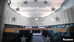 Fransa'nın Strazburg kentindeki Avrupa İnsan Hakları Mahkemesi