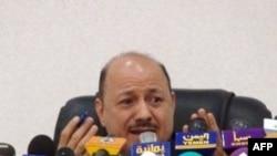 也门副总理兼内政部长拉沙德·穆罕默德·阿里米