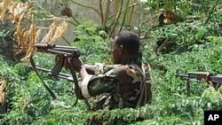 Somália prepara-se para batalha de Bakara