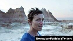 فلم نومیڈلینڈ اس سے پہلے بھی ایوارڈ جیت چکی ہے (فائل فوٹو)
