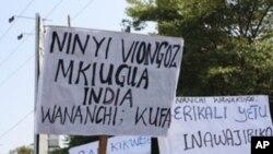 Mgomo wa Madaktari wapamba moto Dar es salaam