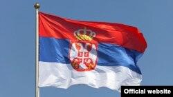 Srpska zastava na zgradi skupštine, Foto: Glas Amerike