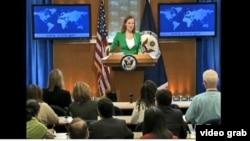 Phát ngôn viên Bộ Ngoại giao Hoa Kỳ Jennifer Psaki