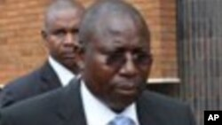 Elton Mangoma is Zimbabwe's Minster of Energy and Power Development.