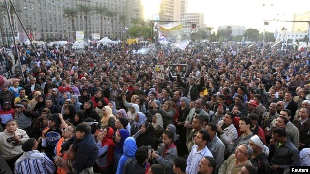Anti-vladini rotesti u Kairu