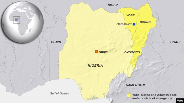 Damaturu, Nigeria