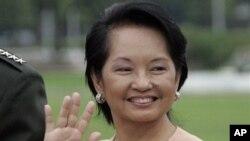 菲律賓前總統阿羅約(資料圖片)