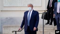 Predsjednik Trump izlazi iz bolnice, 5. oktobra 2020.