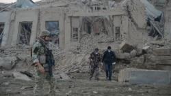 Tramp Afg'onistonga yordamni kesadimi?