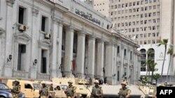 Mısır'da Üç Eski Bakan Beraat Etti