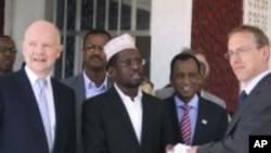 صومالیہ میں برطانوی سفیر کی تعیناتی