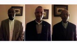 Patiri Emmanuel Ndayegamiye, Musenyeri Ndoricimpa Helmenegilde, Musenyeri wa Bururi Venant Bacinoni