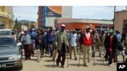 Huíla: Veteranos ameaçam com mais manifestações