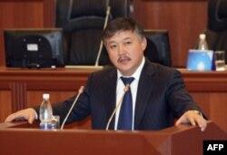 Ahmadbek Keldibekov
