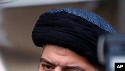 Giáo sĩ người Ai cập Abu Hamza đang thọ án tù 7 năm tại Anh quốc.