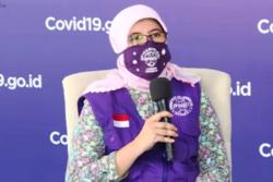 Dr Masdalina Pane, dari Perhimpunan Ahli Epidemiologi Indonesia dalam tangkapan layar.
