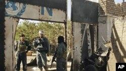 امید واری فرانسه برای انتقال مسئولیت های امنیتی به افغان ها