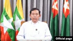 ႀကံခိုင္ဖံြ႔ၿဖိဳးေရးပါတီ USDP ဥကၠဌ ဦးသန္းေဌး