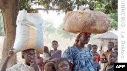 کمک های اهدایی ایالات متحده شاهرگ حیاتی پروازهای بشر دوستانه به چاد