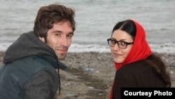 آرش صادقی و گلرخ ایرایی فعالان دانشجویی